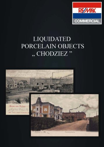 LIQUIDATED PORCELAIN OBJECTS - Hess Business Consulting