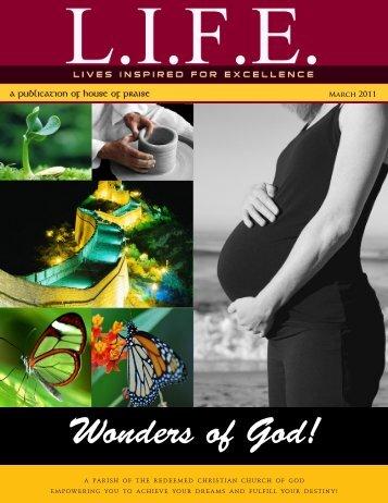 Wonders of God!