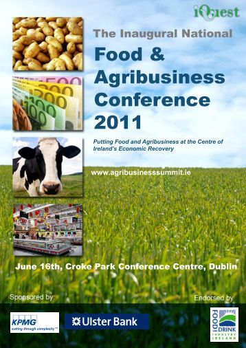 Food & Agribusiness Conference 2011