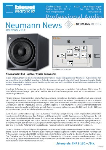 Neumann News