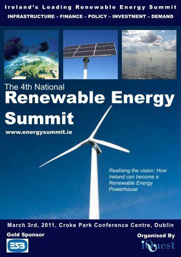Renewable Energy Summit