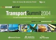 TransportSummit 2004