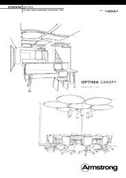 OPTIMA CanOpy - Armstrong