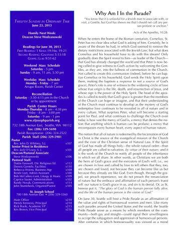 Gentiles baptize apostles notion gospel community—both