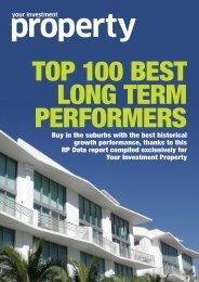 TOP 100 BEST LONG TERM PERFORMERS