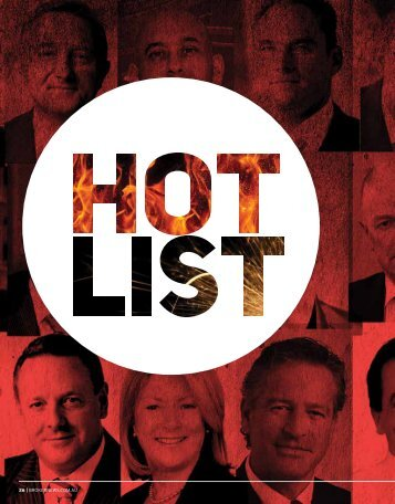 Special Report / hot list