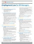 Employment Law for HR Managers 2013 - Page 2