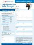 Employment Law for HR Managers 2013 - Page 4