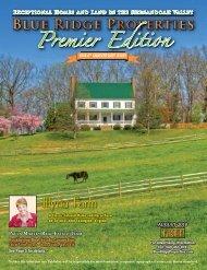 anthony file Premier august.pdf - Blue Ridge Properties Magazine
