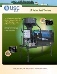LP Series Seed Treaters