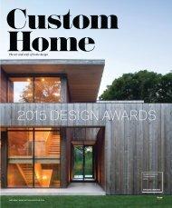 Custom Home Fall 2015