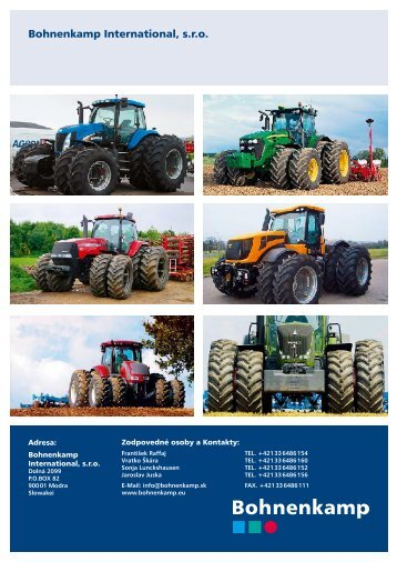 Bohnenkamp.hu Magazines