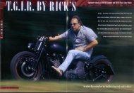 ick's - Rick's Motorcycles