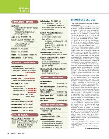 Sió 553 Març 2010 - revistasio.cat