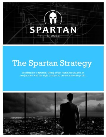The Spartan Strategy
