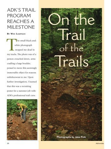 On the Trail Trails