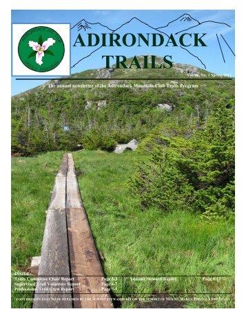 ADIRONDACK TRAILS