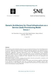 Generic Architecture for Cloud Infrastructure as a Service (IaaS ...