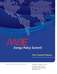 Energy Policy Summit