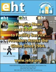 Our Readers - IEHA