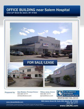 Office Building - Coldwell Banker Commercial