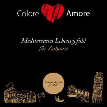 ColoreAmore – Mediterranes Lebensgefühl für Zuhause