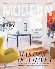 Modern Builder & Design - July-August 2015