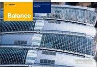 Nachhaltigkeitsbericht Balance 2006 - Econsense