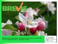 Hemijsko proređivanje plodova jabuke - Izbis