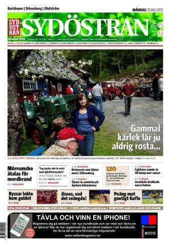 SYD - Blekinge Läns Tidning