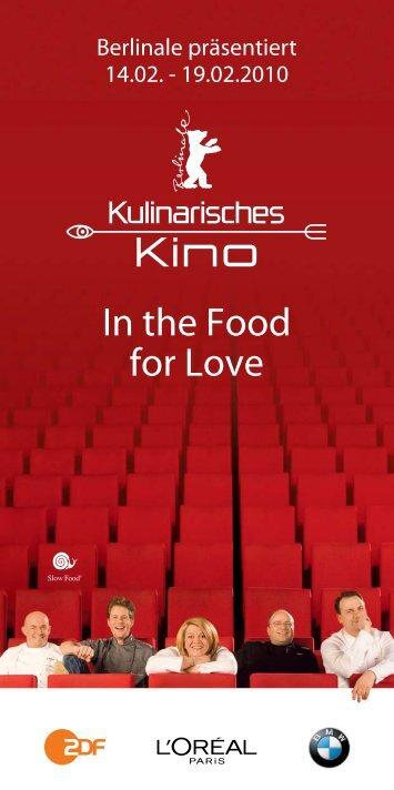 Ich bin die Liebe - Slow Food Deutschland eV