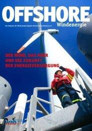 Der Ausbau der Wind- energie auf Hoher See hat ... - Offshore-Wind