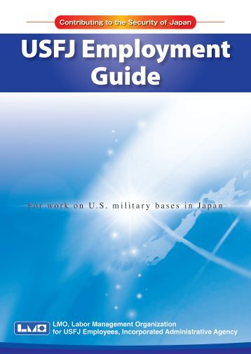 USFJ Employment Guide