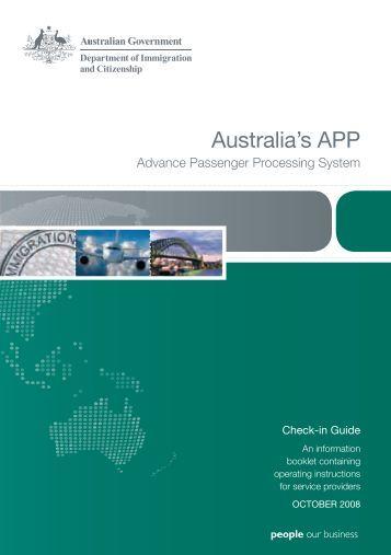 Australia's App