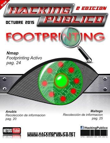 Revista Hacking Publico Segunda Edicion