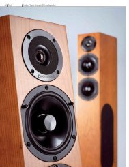 32 Test Audio Physic Scorpio 25 Loudspeaker