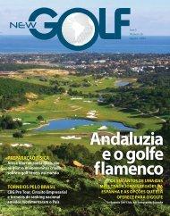 Andaluzia e o golfe flamenco