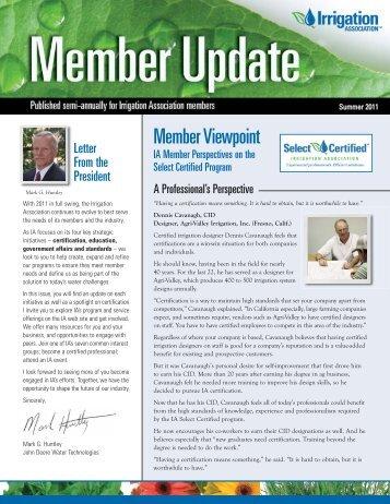 Member Viewpoint