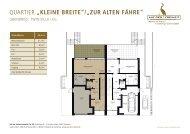 """Quartier """"Kleine Breite""""/""""Zur Alten Fähre"""""""