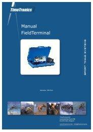 Manual FieldTerminal