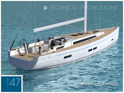 TECHNICAL SPECIFICATIONS - Key Yachting