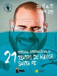 21- REVISTA TEATRO HUMOR - SANTA FE (5V)