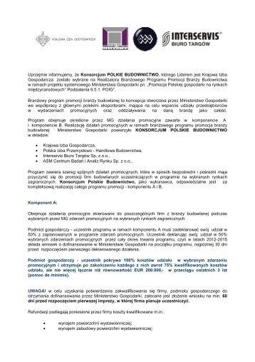 Info_o programie i warunki uczestnictwa_budownictwo_30 04