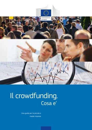 Il crowdfunding