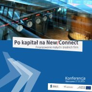 P o kapitał na New/Connect