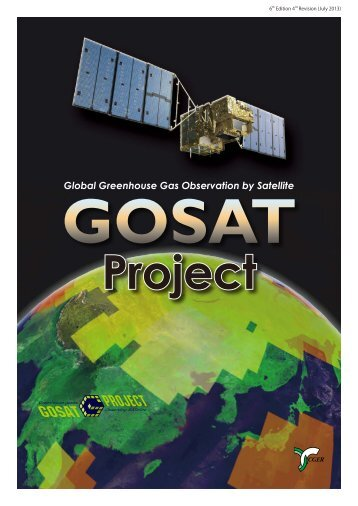 GOSAT Project - Center for Global Environmental Research, Japan