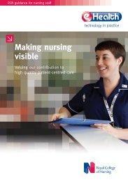 Making nursing visible