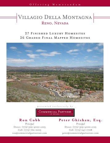 Villagio Della Montagna