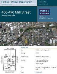 400-490 Mill Street