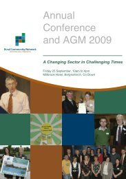 Annual Conference and AGM 2009